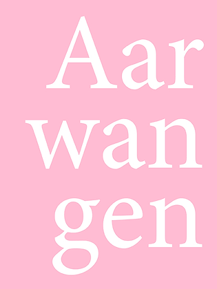 Bild- und Textband Aarwangen
