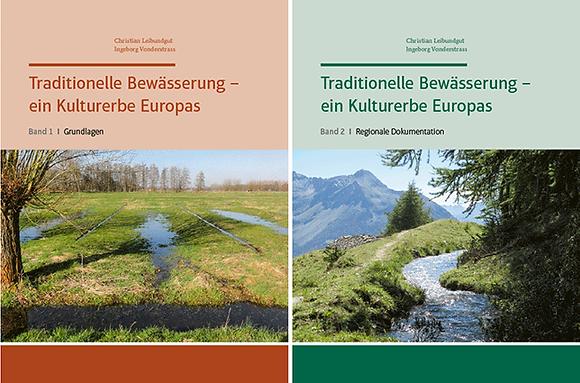 Traditionelle Bewässerung - Ein Kulturerbe Europas