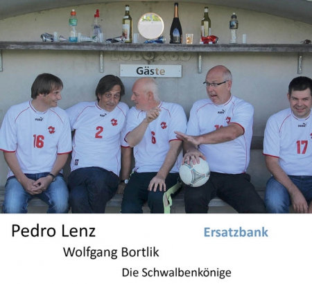 Lenz & Bortlik: Ersatzbank (Hörbuch)