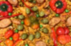 Paella Bogota, paella a domicilio bogota, mejor paella bogota, comida española bogota
