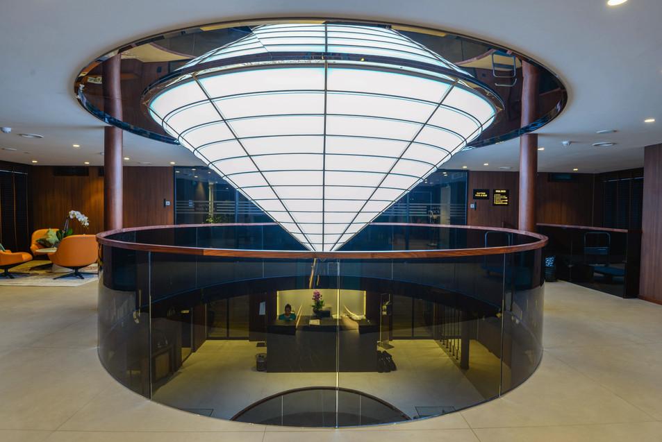 Reception Atrium