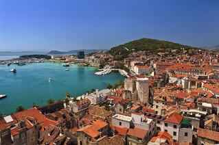 【スプリトの街】大人気クロアチア