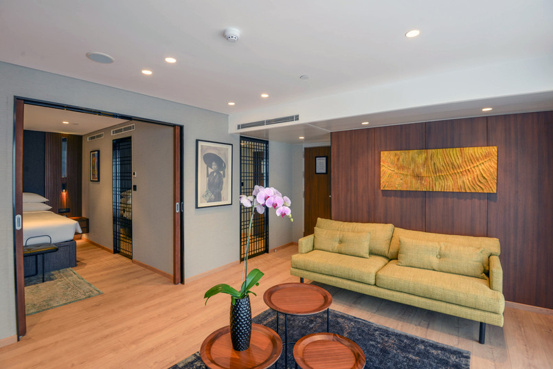 Owners One-bedroom Suite