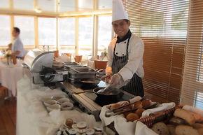 欧州船旅の違いはウインドスターの朝食を経験すればわかります
