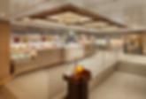 ウインドスタークルーズの新生スタークラスのベランダレストラン
