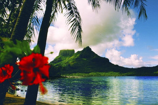 【南太平洋 奇跡の楽園 タヒチ】