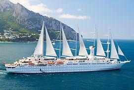 地中海を極上のおもてなしで巡ります
