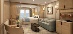 Star Balcony Suite