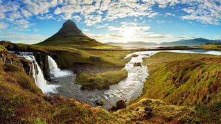 アイスランド一周クルーズ