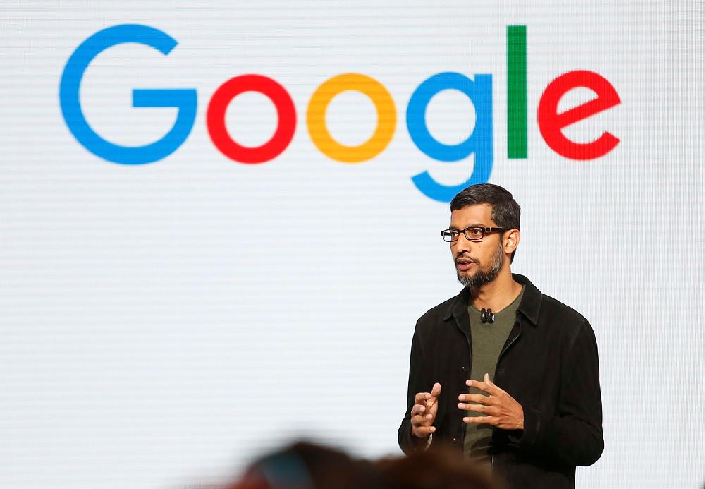 Bos Google suka bangun siang