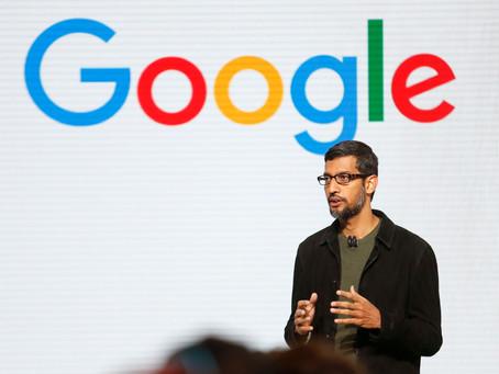 Mengintip Rutinitas Pagi CEO Google, Sundar Pichai