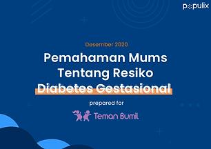 7 dari 10 ibu pernah mendengar tentang diabetes gestasional. Lalu , seperti apa pemahaman mereka mengenai diabetes yang muncul pada masa kehamilan tersebut?