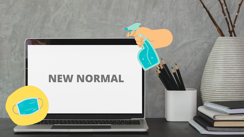 new normal, new normal indonesia, research, normal baru