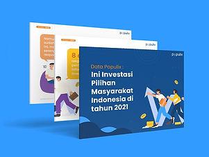 Data Populix: Ini Jenis Investasi Pilihan Sobat Cuan di Tahun 2021!