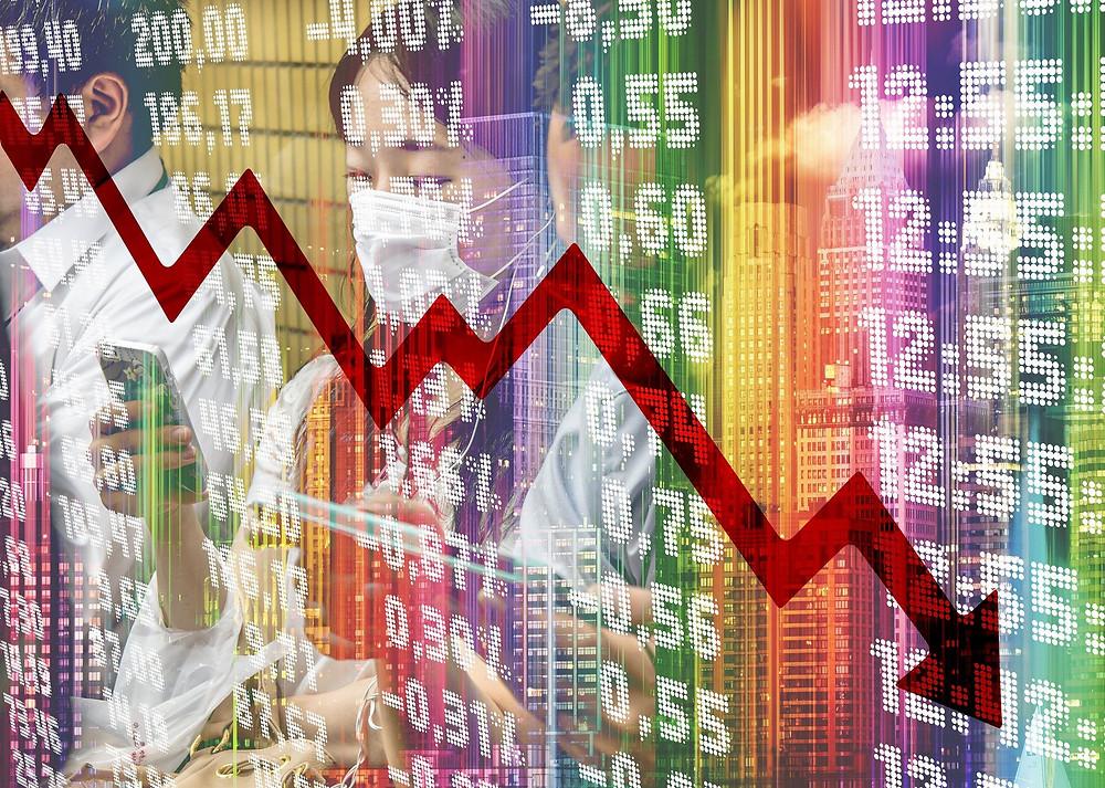 resesi ekonomi, industri,  ekonomi indonesia, riset populix