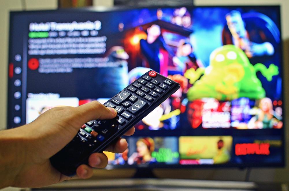 video on demand, riset populix, habit konsumen, streaming video, netflix, disney+