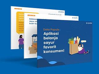 Aplikasi Belanja Sayur Pilihan Konsumen