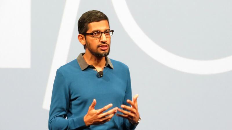 Inspirasi Sundar Pichai CEO Google