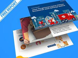Data Populix: Ini Jasa Kurir Pilihan Konsumen Saat Belanja Online!
