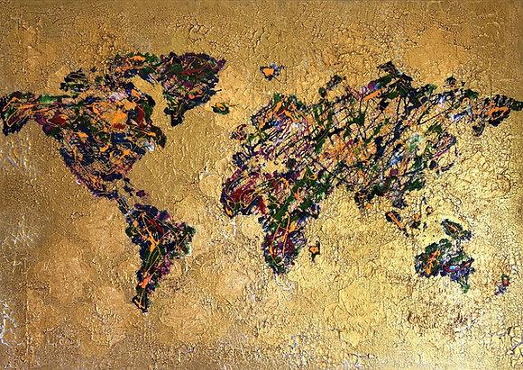 Die Welt ist bunt