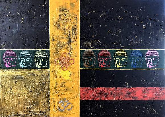Colours of Buddha