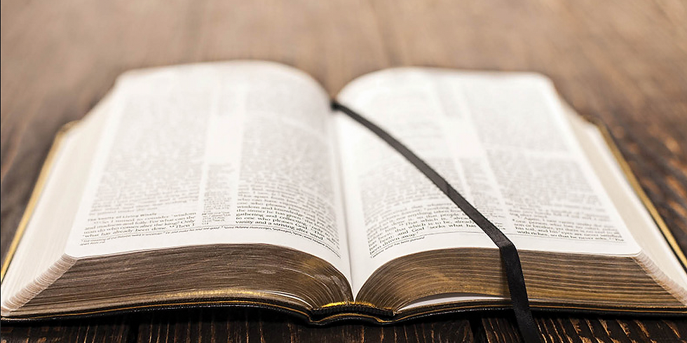 An Overview of the Bible (1)
