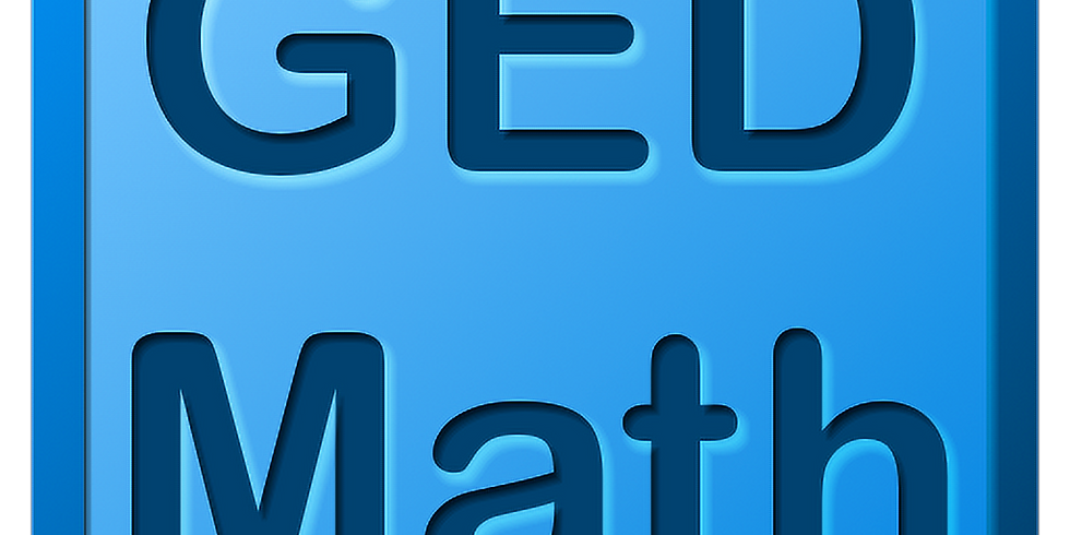 Free GED/HiSet Math Tutoring for Adult Learners