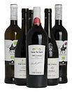 Selezione di vini tipici siciliani