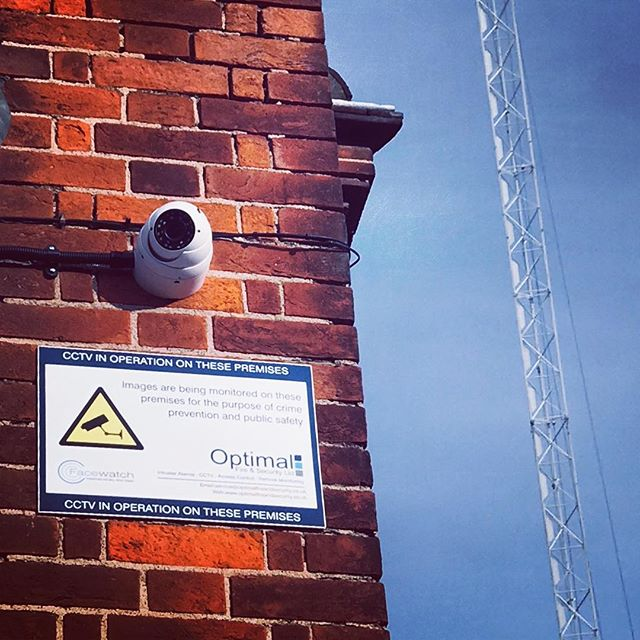 HD CCTV, utilising analytic functionally