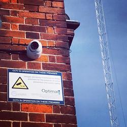 HD CCTV, utilising analytic functionally