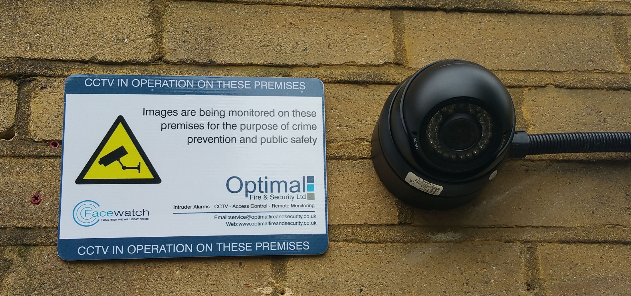 CCTV Systems Berkshire Optimal