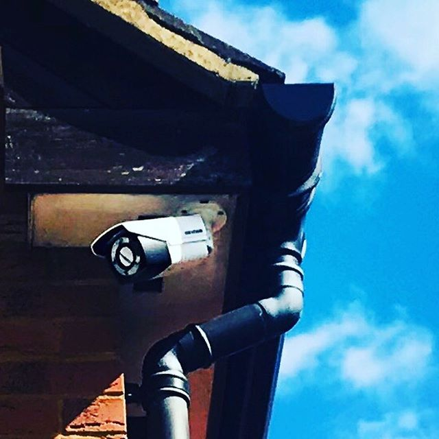 Hikvision CCTV System installed over the