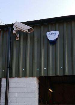 Intruder and CCTV