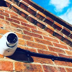 Nice little CCTV job in progress, for a