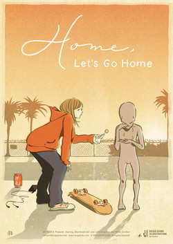 home let's go home