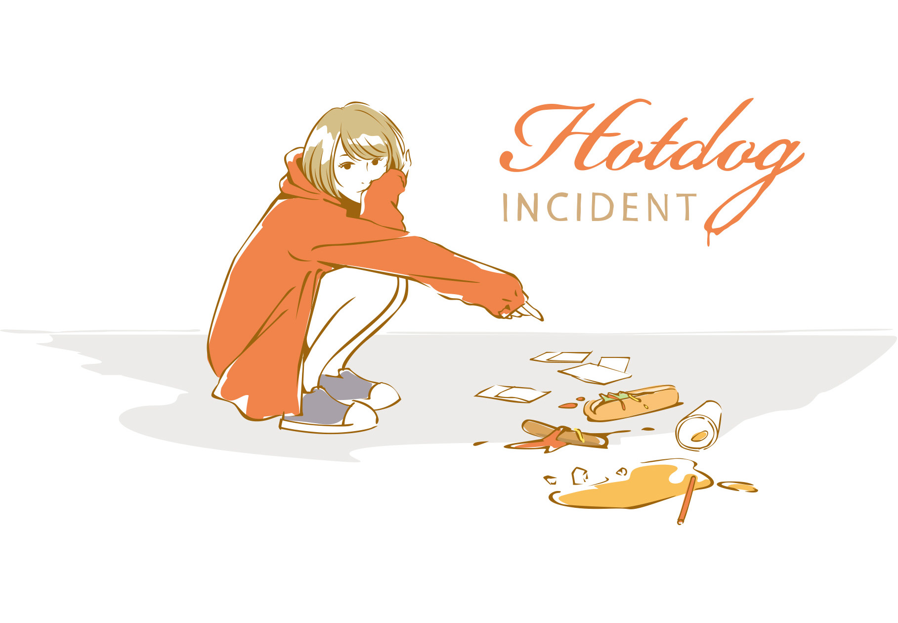 Hotdog Incident