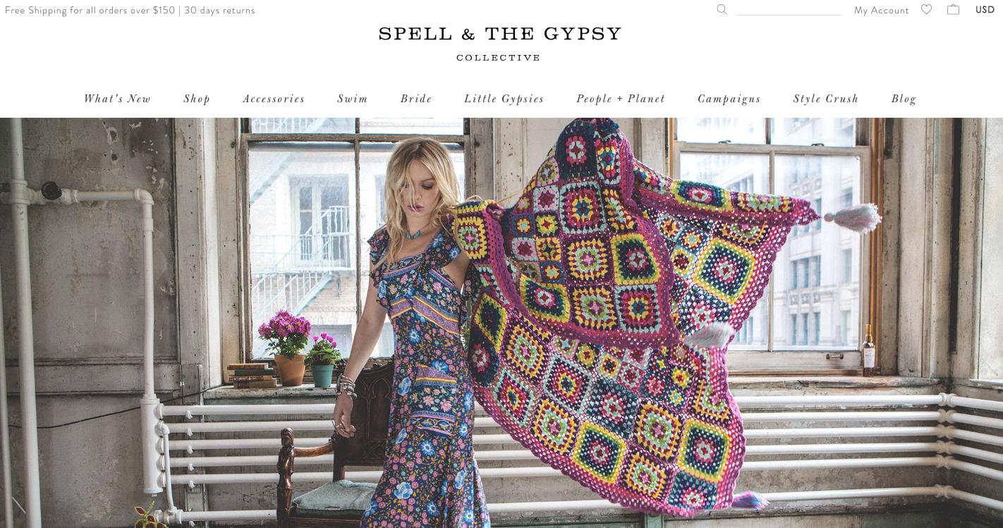 Spell & The Gypsy