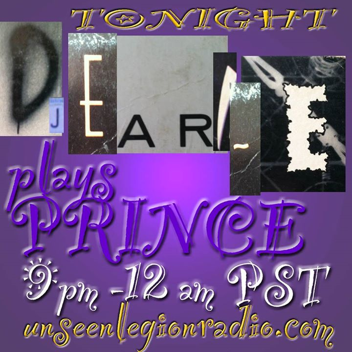 LISTEN TONIGHT #prince #ULr