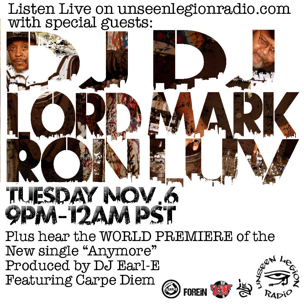 ULR  Lord Ron -Mark Luv