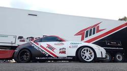 presision driving, team maximum lock, drifting car