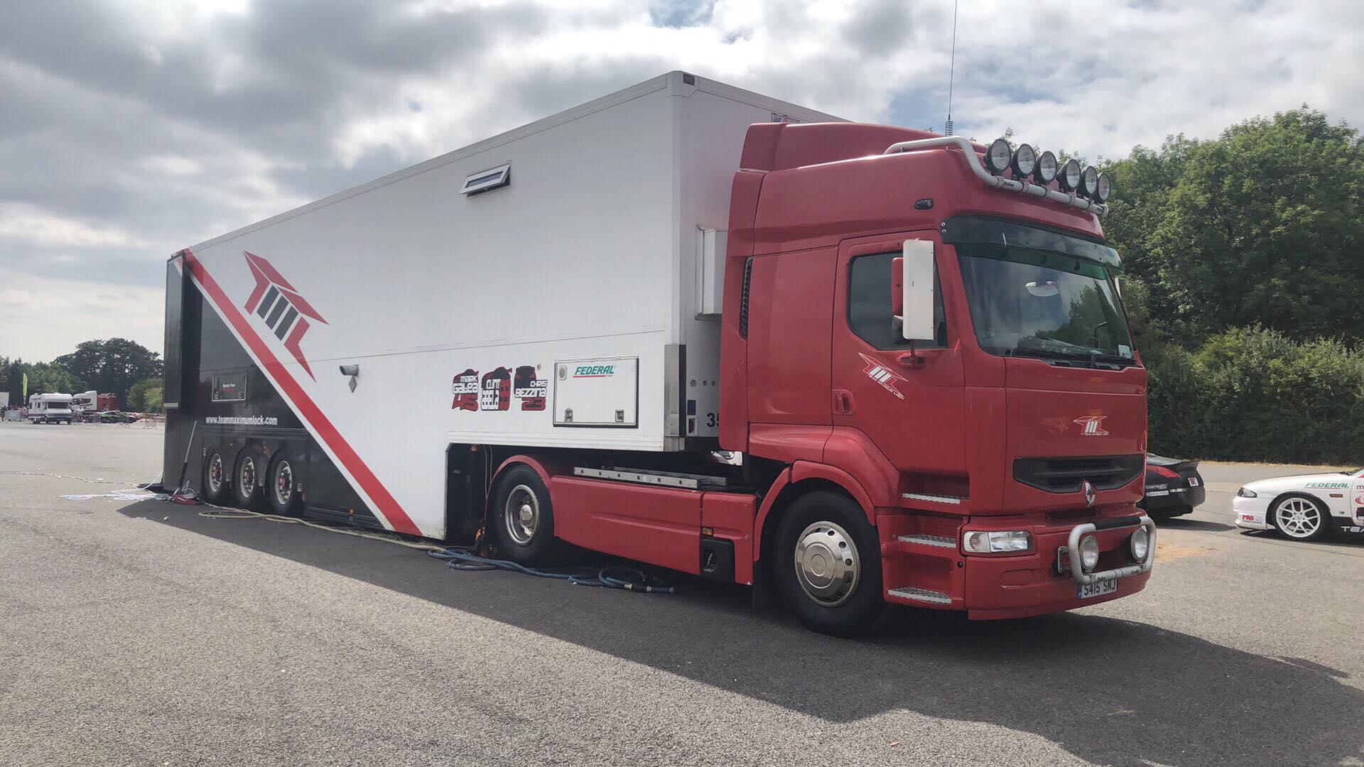 Presision driving, trucks, 3