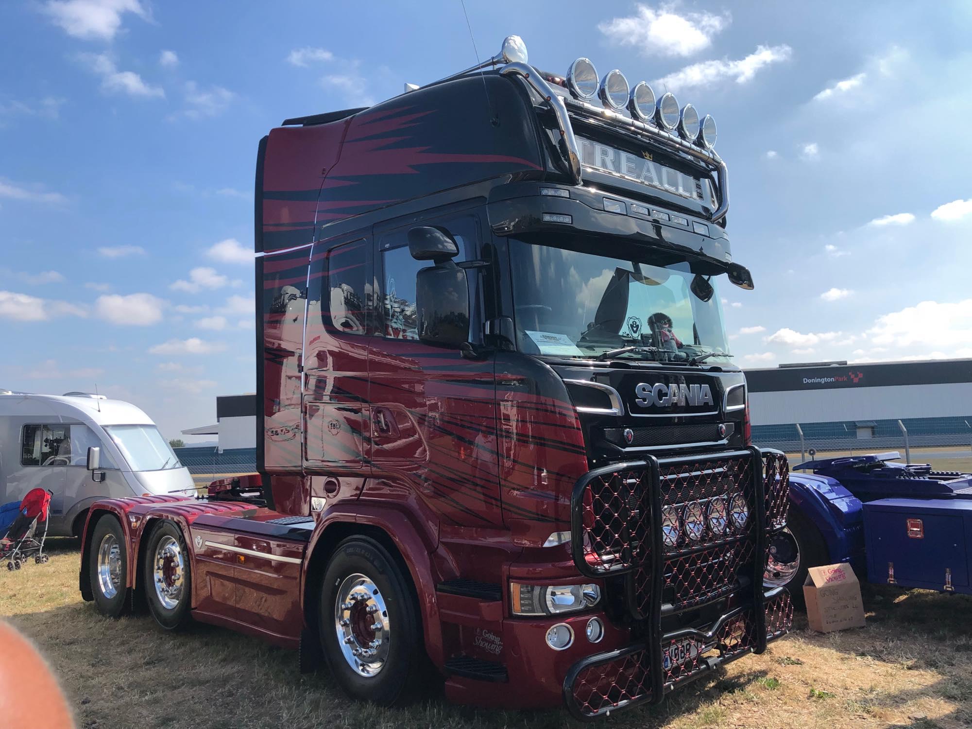 Presision driving, trucks, 5