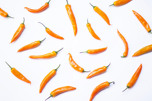 Cayenne sweetie pepper seeds