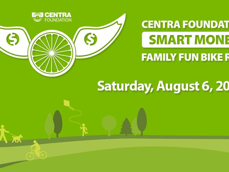 Centra Foundation Smart Money Family Fun Bike Ride