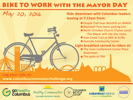 Ride your Bike to Work Week