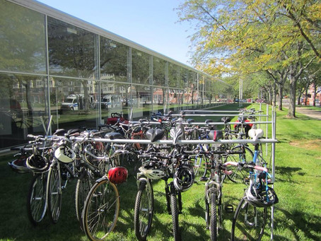 Free Valet Bicycle Parking and Breastfeeding Area provided on Saturday of Ethnic Expo