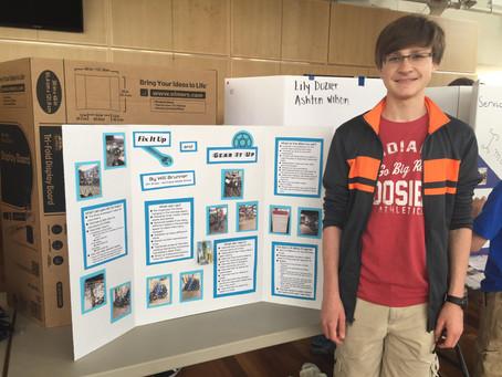 Will's Community Service Project