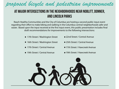 Help make biking & walking safer: Attend Open House on Feb 9th