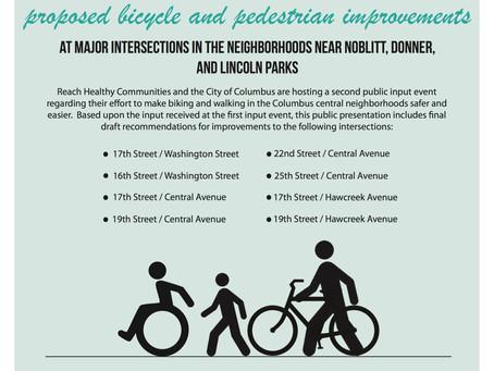 Help make biking & walking safer: Attend Open House on Feb 9th
