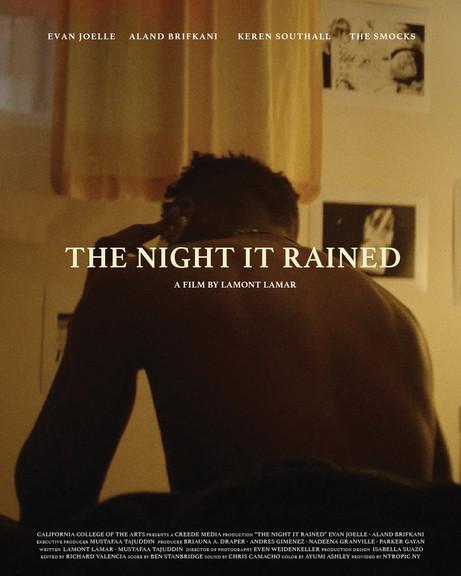 THE NIGHT IT RAINED (2021)